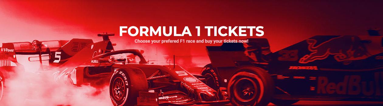 F1 GP Tickets