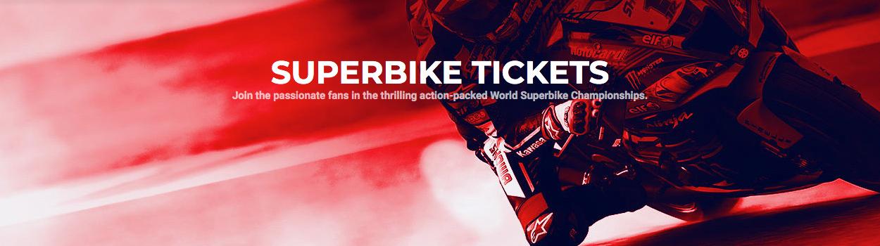 Superbike Tickets